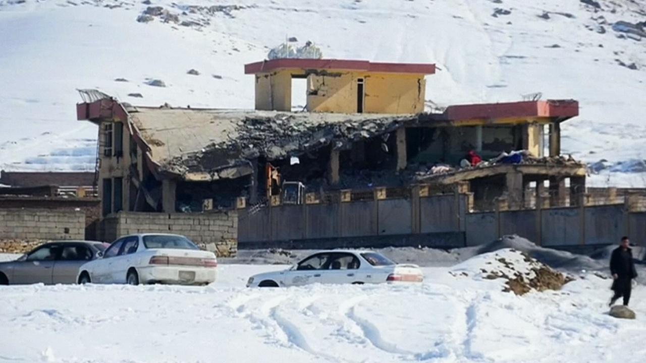 Талибы атаковали базу спецслужб в Афганистане, убив 126 человек