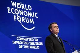 Форум в Давосе проходит на фоне торговых войн, экономического спада и «брексита»