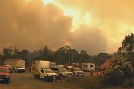 Тасмания в огне: полыхает 27 природных пожаров
