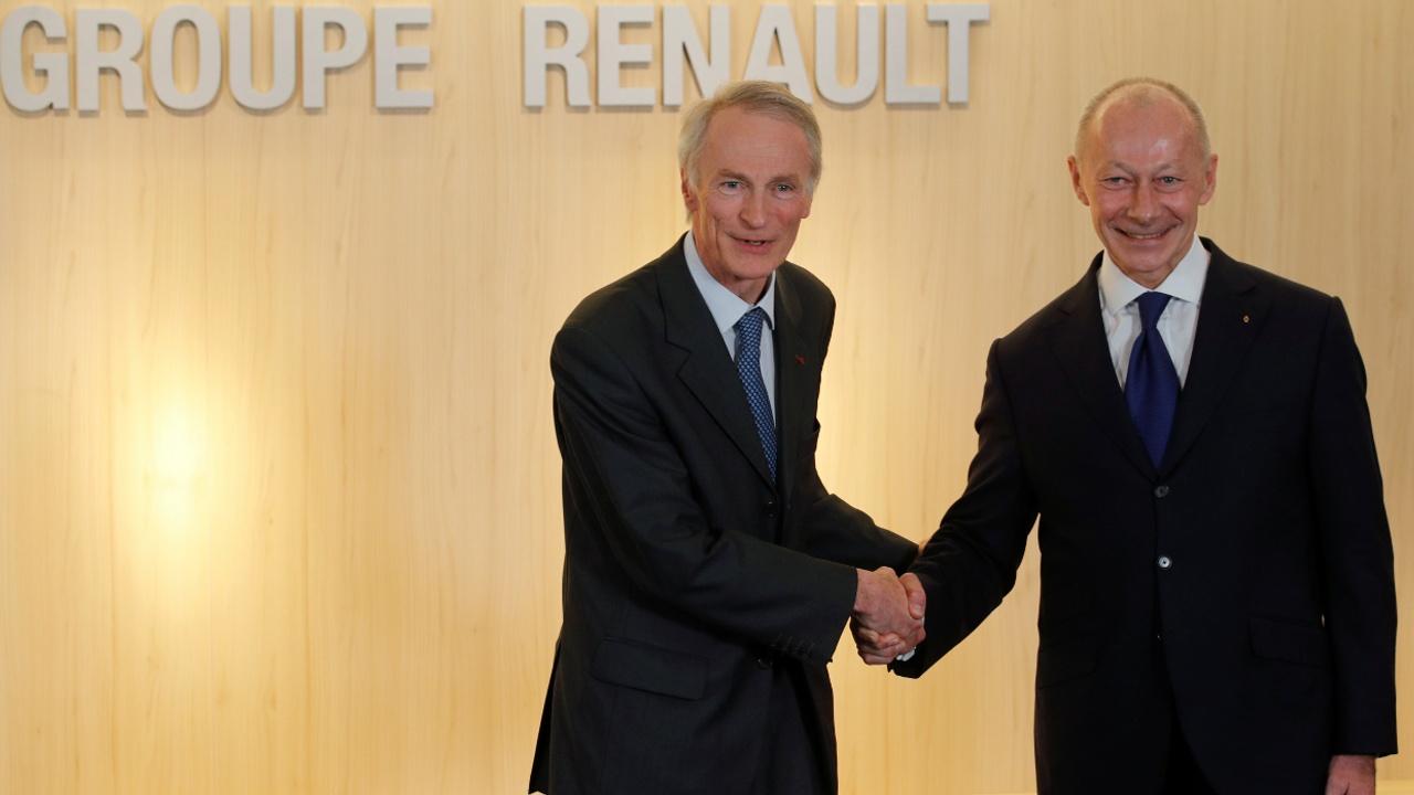 Renault назначил новых президента и гендиректора вместо Карлоса Гона