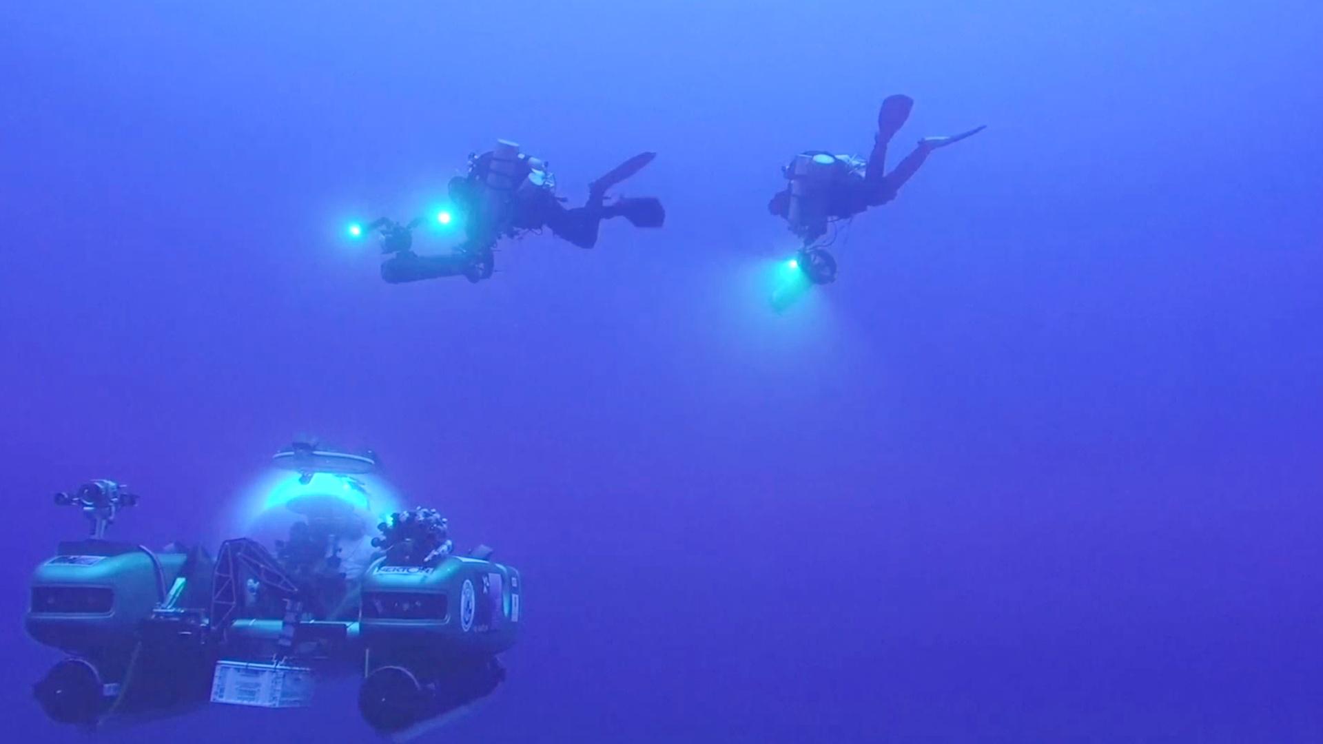 Учёные хотят погрузиться в Индийский океан глубже, чем когда-либо