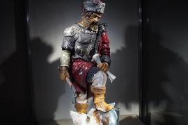 На Урале создают уникальные скульптуры из самоцветных камней