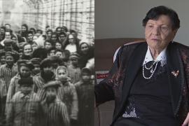 История пережившей Холокост