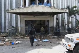 На Филиппинах прогремел двойной взрыв: 20 погибших, 11 раненых