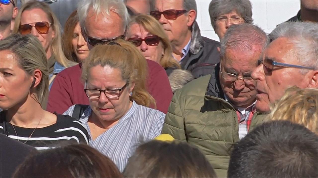 Испанцы выражают соболезнования в связи с гибелью мальчика в 100-метровой скважине