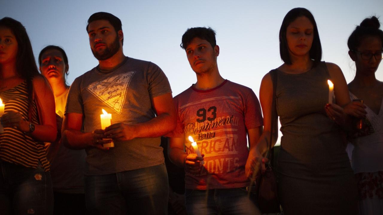 В Бразилии хоронят жертв обрушения дамбы рудника