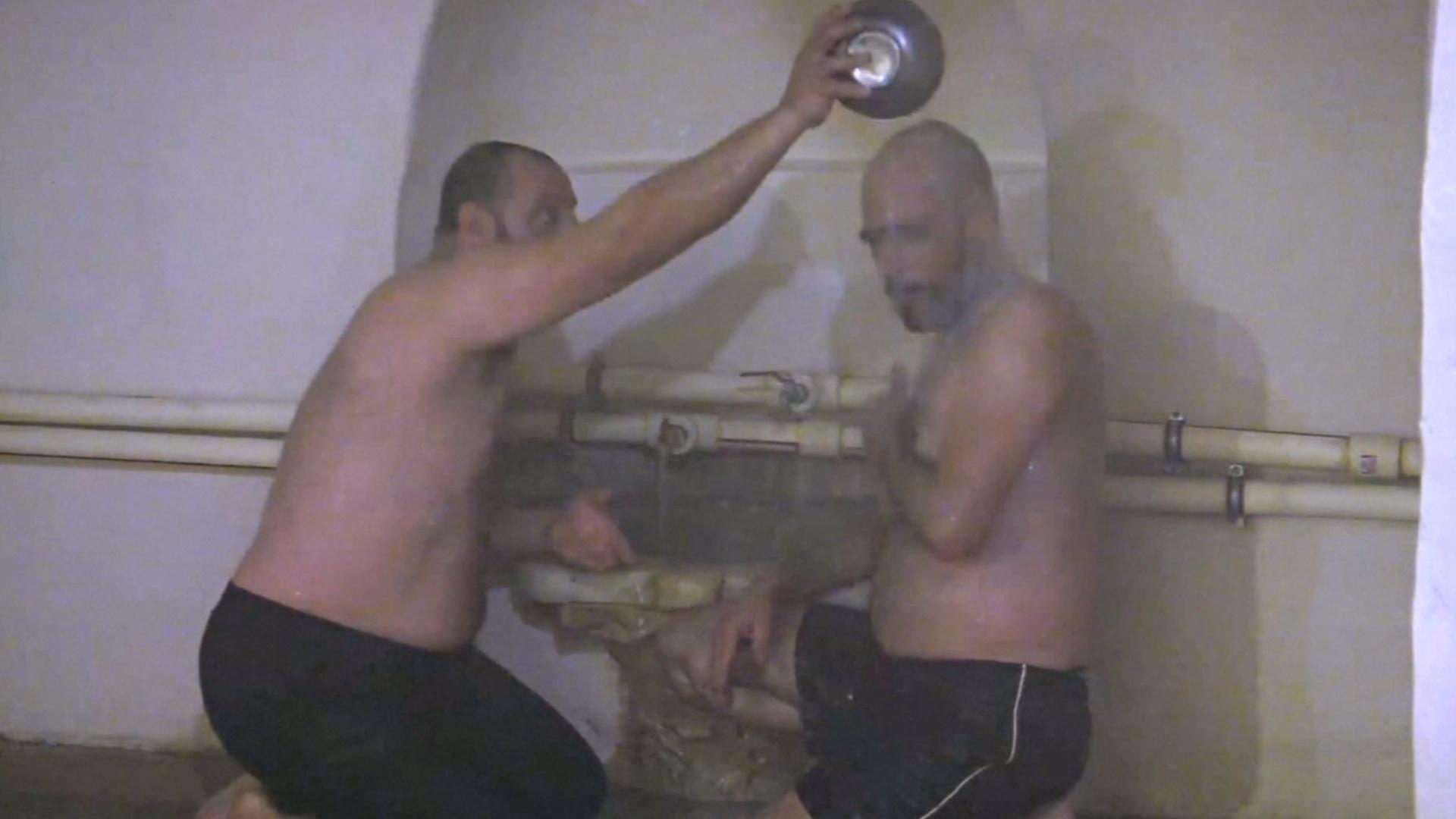 Ливанцы хранят традицию мытья в турецких банях