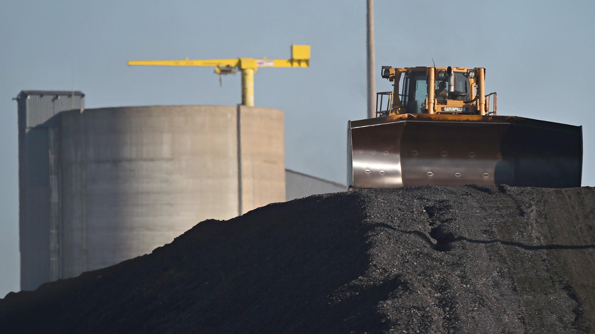 Северная Корея делает ставку на уголь, несмотря на грязный воздух