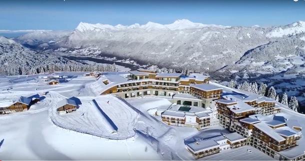 В Альпах ждут гостей из России