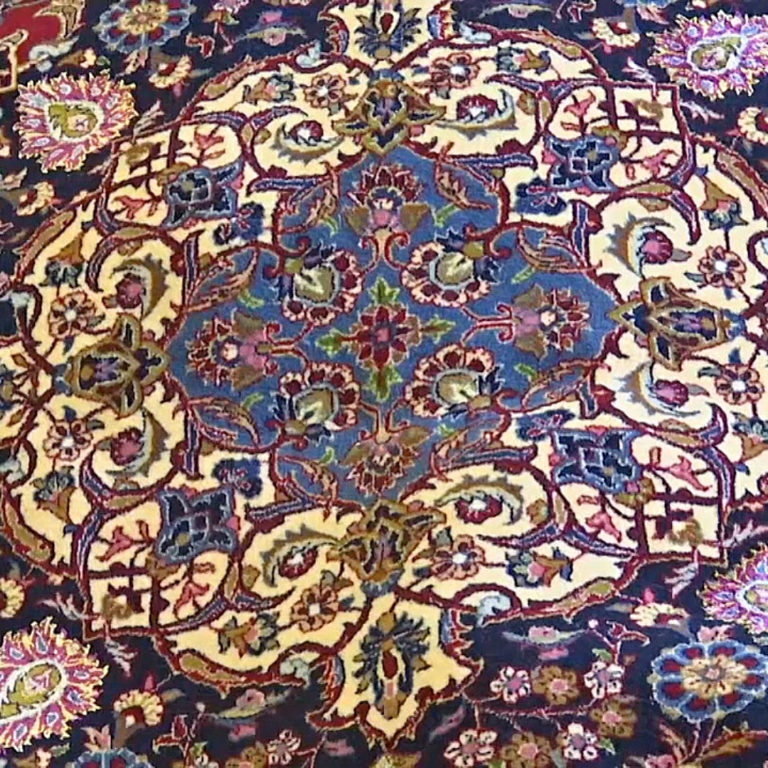 Сохранит ли Иран своё мастерство создания ковров?