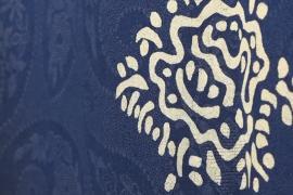 Как в Европе веками окрашивали ткань в синий цвет