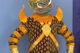 Традиционный танец лакхон-кхол в Камбодже сохранили лишь пять танцоров