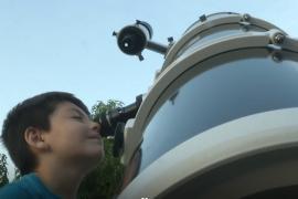 10-летний чилиец даёт уроки астрономии и мечтает о НАСА