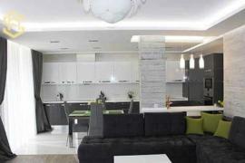 Оригинальный интерьер квартиры от специалистов из компании stroyhouse.od.ua