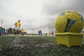 Марокканцы придумали новую игру – айнбол
