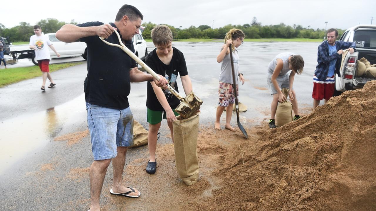 В Квинсленде за неделю выпала годовая норма дождей