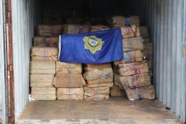 В Кабо-Верде задержали российских моряков, перевозивших 9,5 тонн кокаина