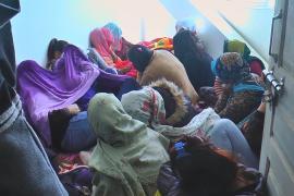 Индийская полиция спасла от торговца людьми 65 женщин