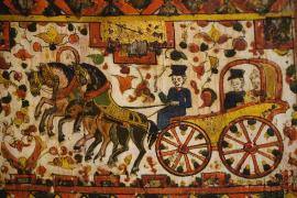 «Русский Север»: искусство Древней Руси представили в Историческом музее