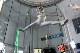 Чемпионат по полётам в аэротрубе прошёл в Испании