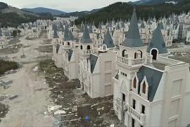 Обанкротившийся «диснеевский» жилой квартал в Турции достроят