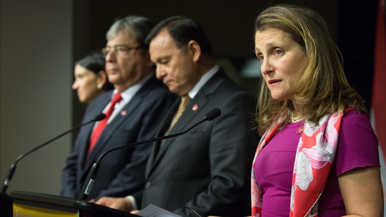 Лимская группа призвала армию Венесуэлы признать Хуана Гуайдо президентом