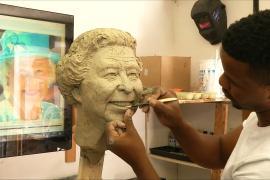 В ЮАР скульптор хочет открыть африканскую версию «Музея мадам Тюссо»