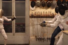 Традиционному искусству фехтования обучают в старейшем клубе Парижа