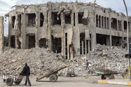 Спустя два года Мосул по-прежнему в руинах