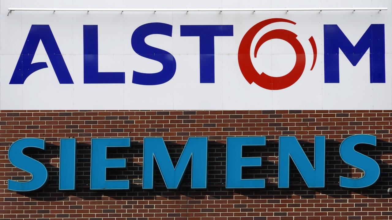Вето на слияние Siemens и Alstom: Берлин и Париж призывают изменить законы ЕС