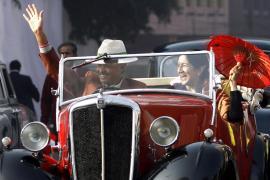 В Мумбаи и Дели полюбовались десятками винтажных авто