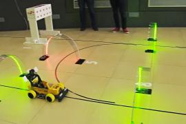 Гонки среди автономных робомашин прошли в Будапеште