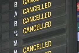 Воздушное сообщение в Бельгии парализовала забастовка