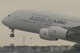 Airbus прекратит производство крупнейшего лайнера A380