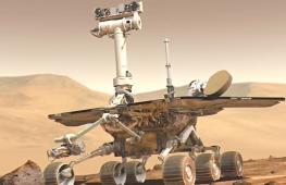 Марсоход «Оппортьюнити» вышел из строя, проработав на Марсе 15 лет