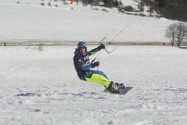 В Италии прошёл этап Кубка мира по сноукайтингу
