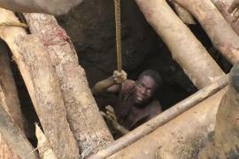 В затопленных шахтах в Зимбабве погибли до 60 человек