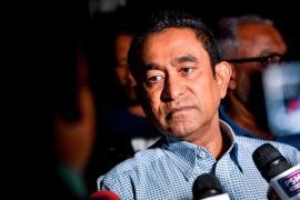 На Мальдивах по обвинению в отмывании денег арестовали экс-президента