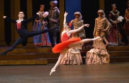 В Большом театре играют «Дон Кихота» в честь Марины Кондратьевой