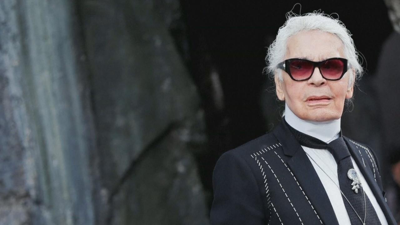 Мир моды потерял Карла Лагерфельда