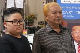 Подстричься под Трампа или Ким Чен Ына предлагают в Ханое