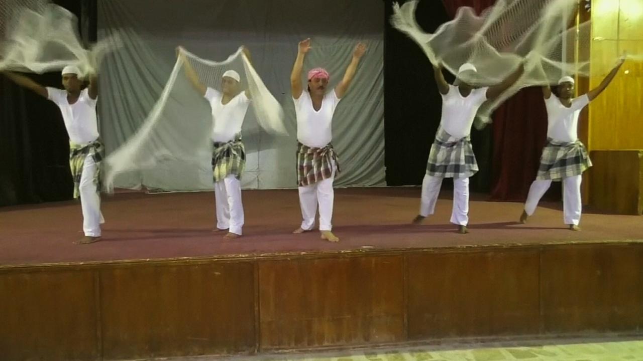 В иракском городе Басра могут убить за фольклорные танцы