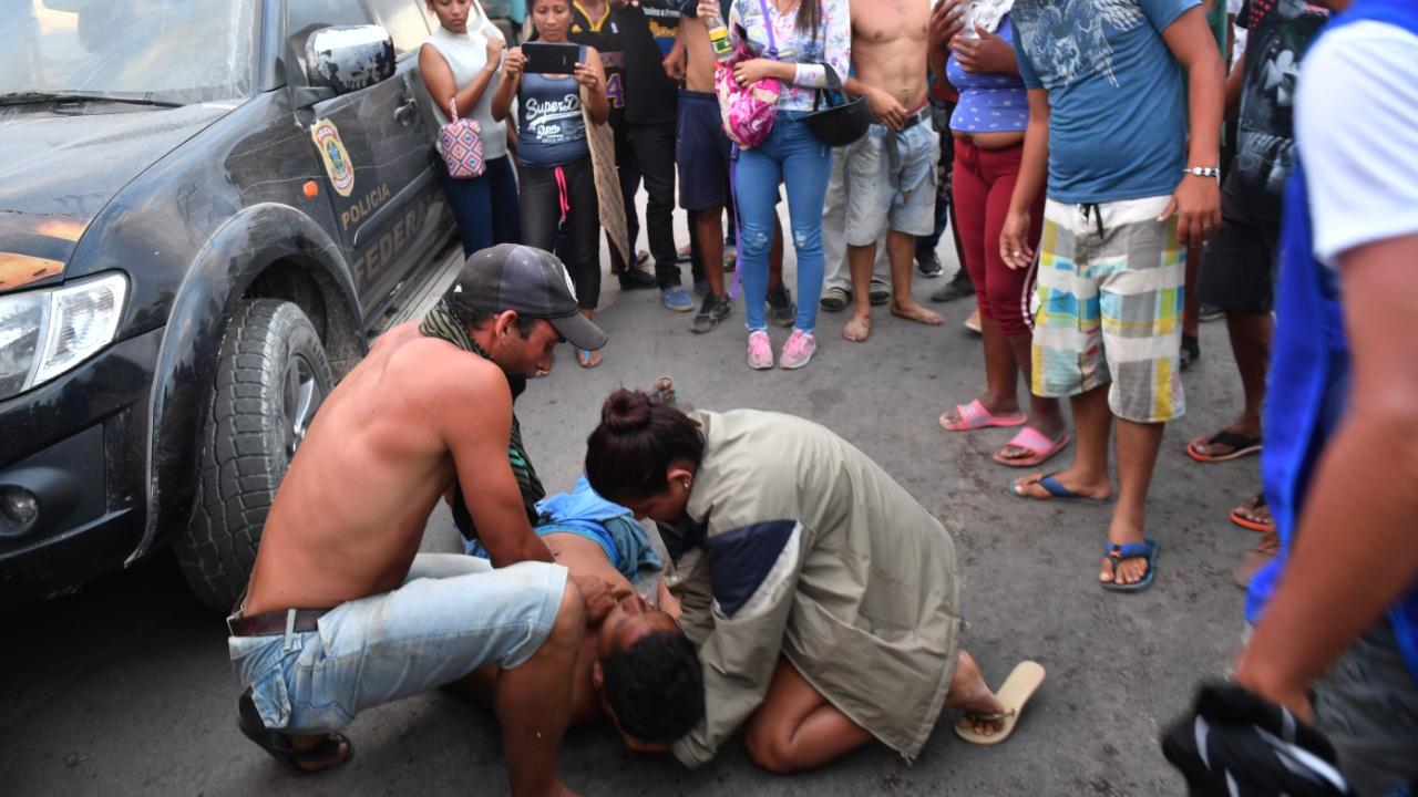 Губернатор венесуэльской области: в стычках на границе погибло не менее 25 человек