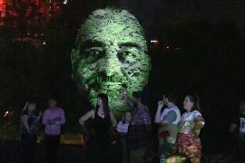 Фестиваль света и музыки в Аделаиде продлится месяц
