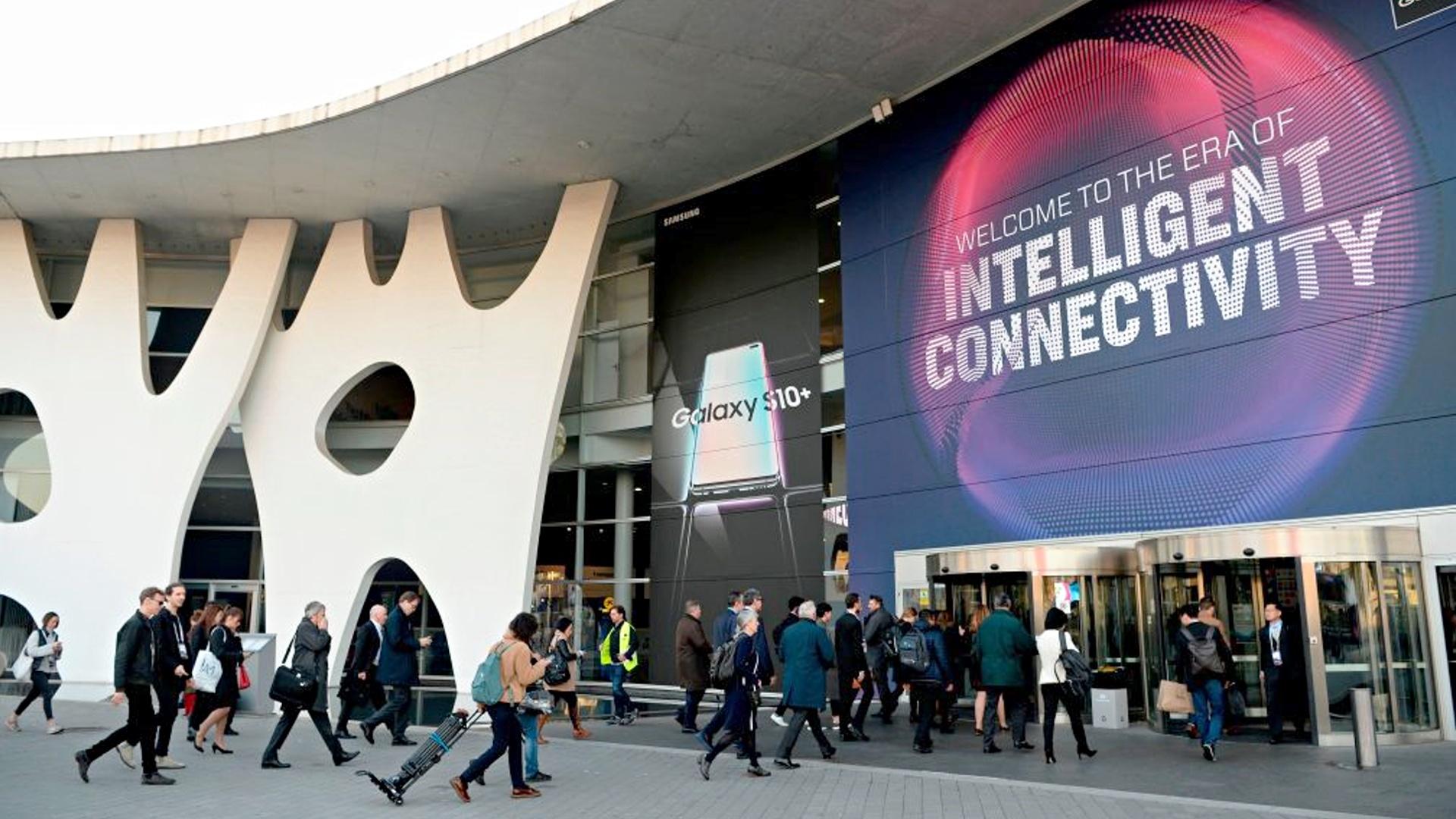 В Барселоне стартовал Всемирный мобильный конгресс