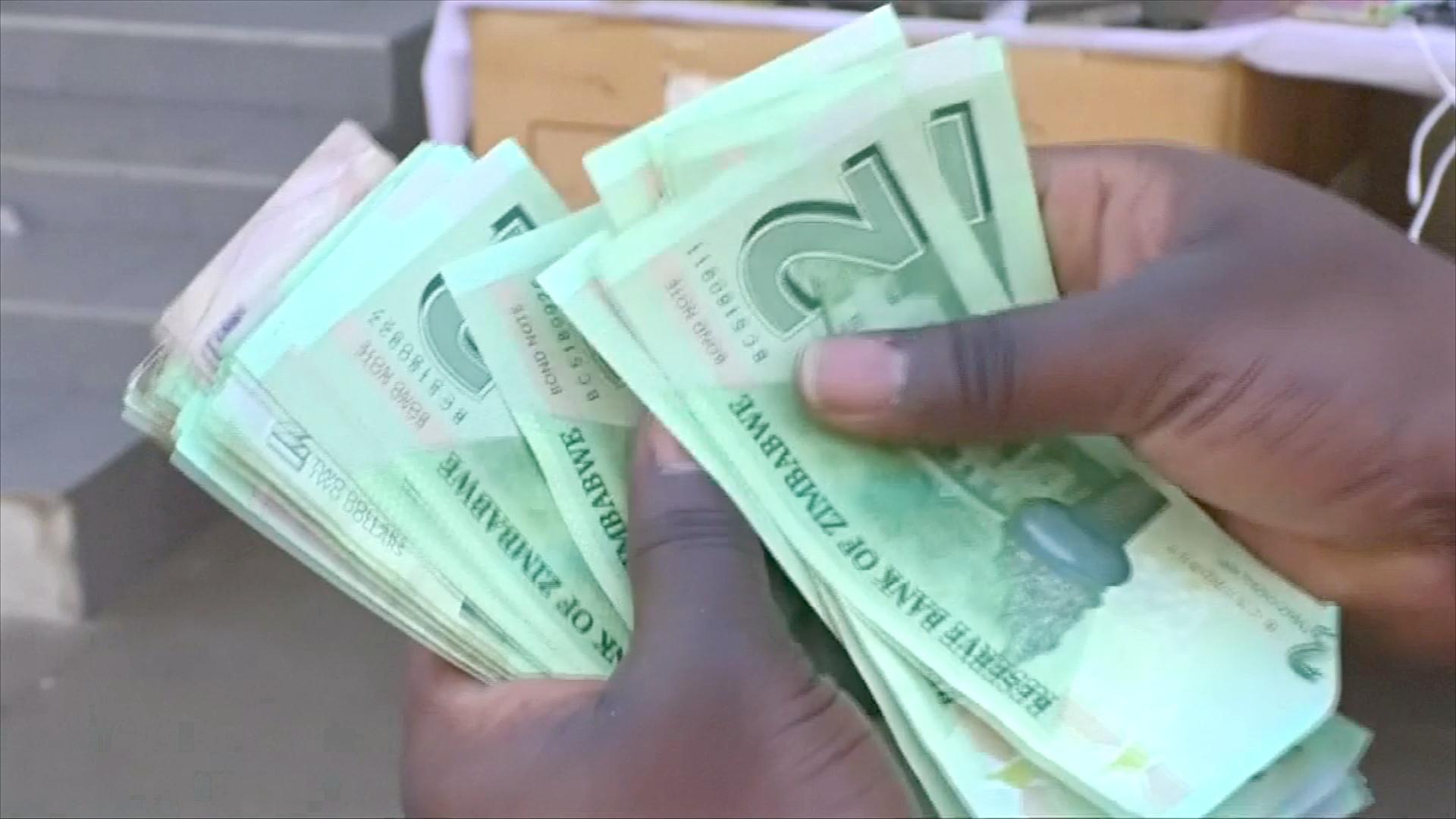 Переход на новую валюту в Зимбабве: власти столкнулись с недоверием