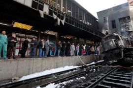 Ж/д-авария в Каире: министр транспорта подал в отставку