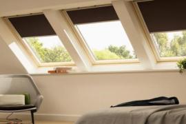 С мансардными окнами VELUX – светло и комфортно