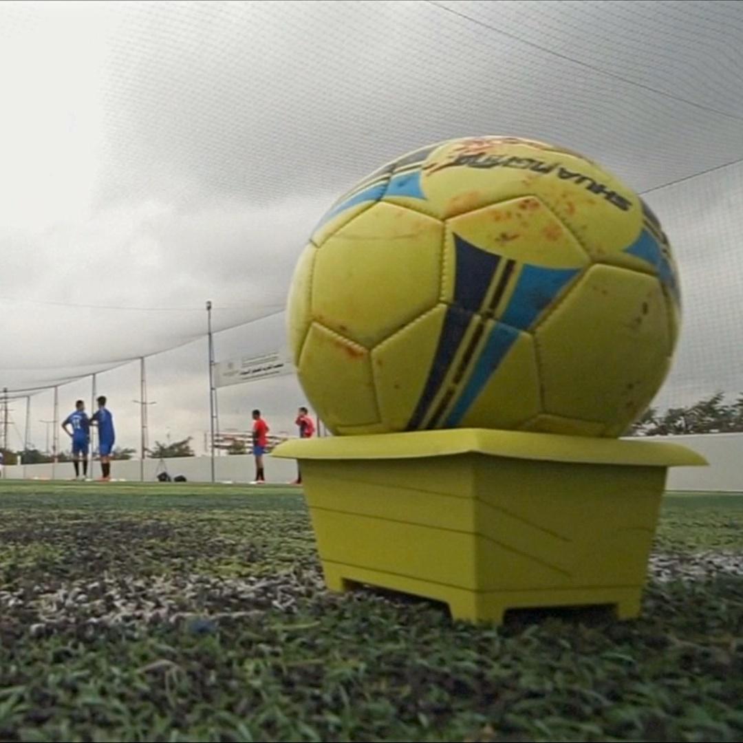 Айнбол – новая игра марокканцев