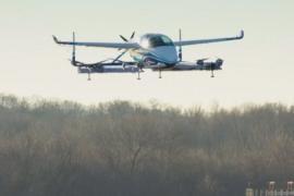 Boeing впервые протестировал прототип летающего такси